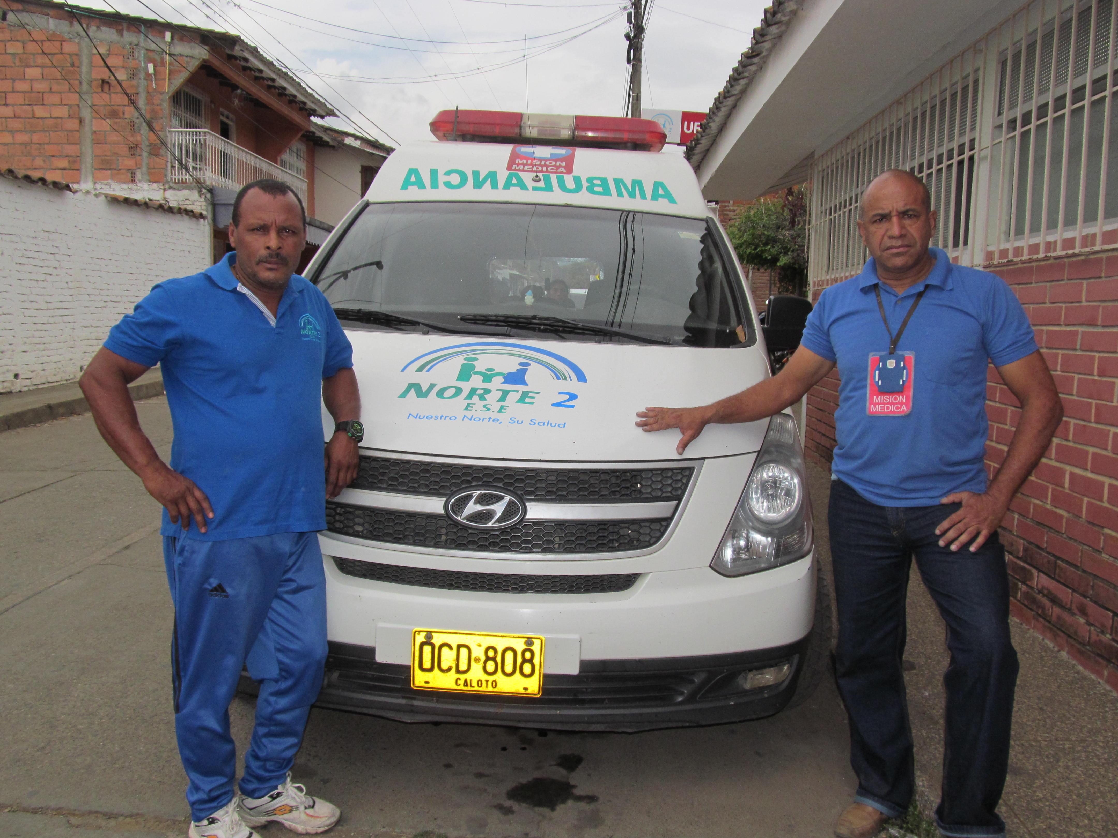 Transporte asistencial básico