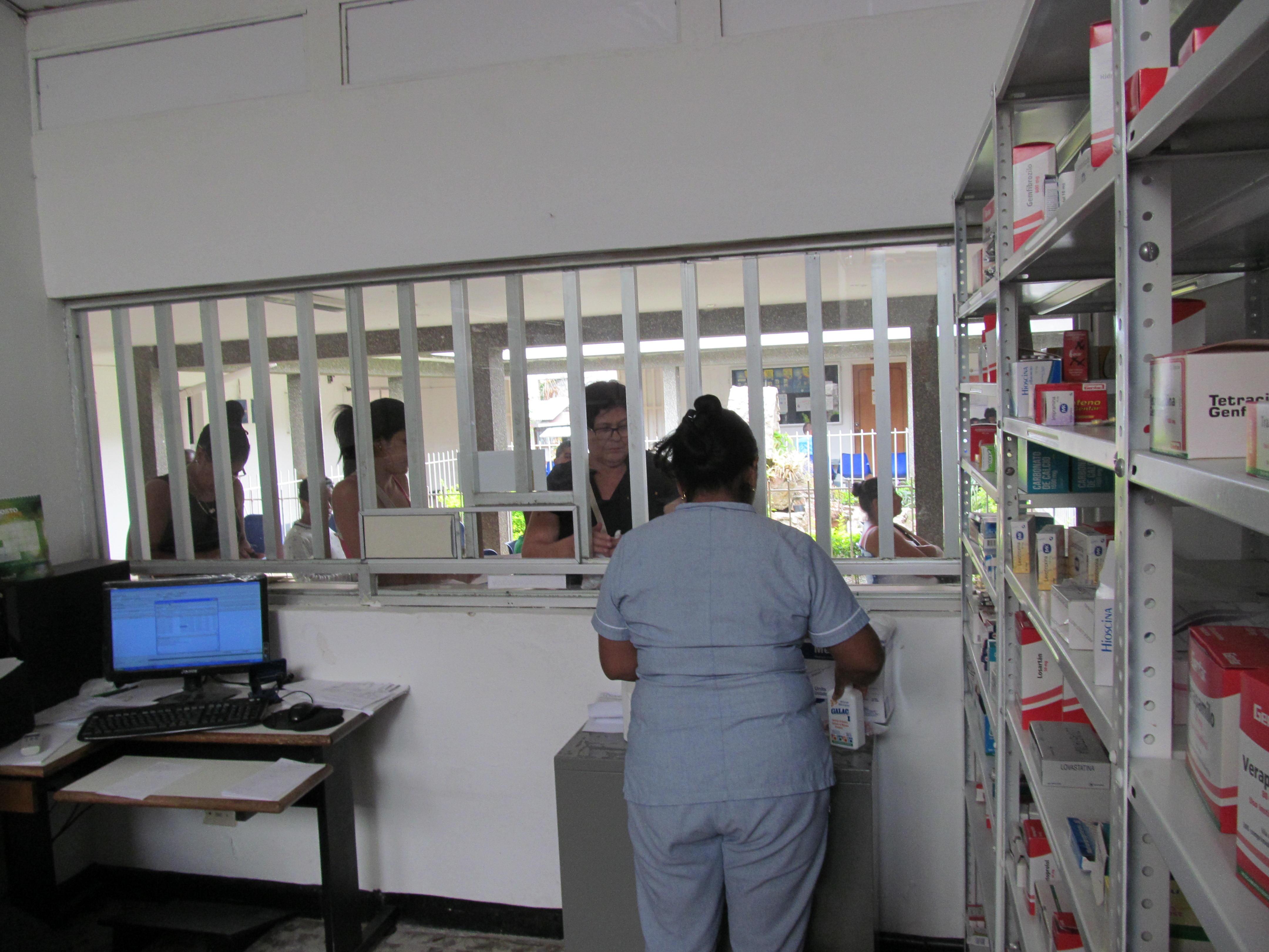 Servicio farmacéutico