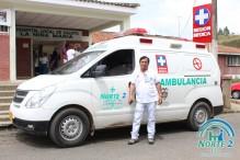 Transporte asistencial ambulancias ese norte 2