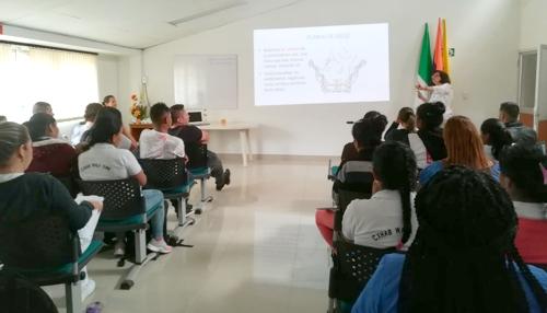 ESE Norte 2 realizó Capacitación en Maternidad Segura, en Caloto