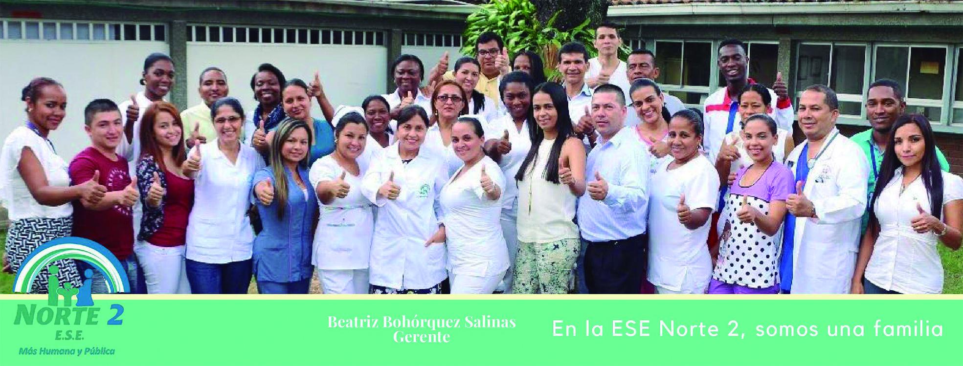 Familia ESE Norte 2