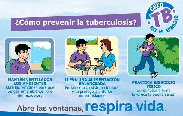 Cómo prevenir la tuberculosis - ESE Norte 2