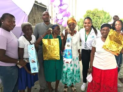 ESE Norte 2 celebró el Día de la Mujer en Guachené