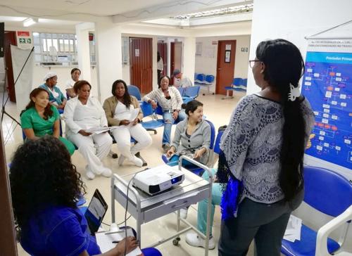ESE Norte 2 propende por mejorar la prestación de servicios de salud en Guachené