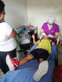 Gran Jornada de Salud realizó la ESE Norte 2 en El Ortigal, Miranda