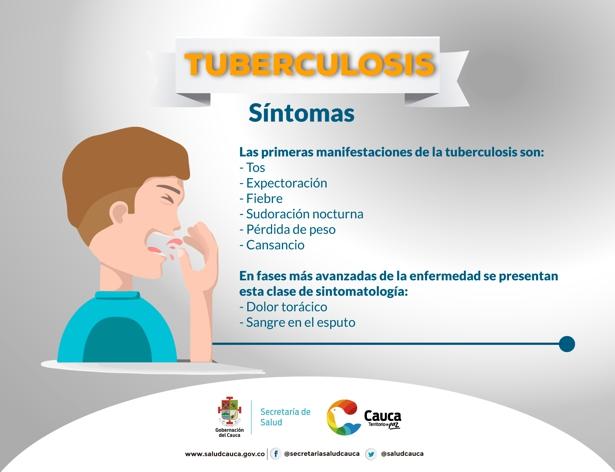 Campaña contra la Tuberculosis - Secretaría de Salud del Cauca