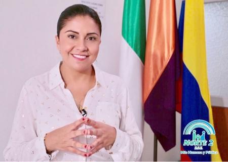 Beatriz Bohórquez Salinas, gerente ESE Norte 2