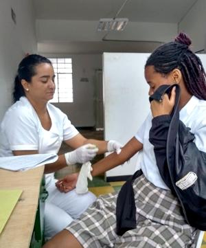 Brigada de salud realizó la ESE Norte 2 en zona rural de Caloto