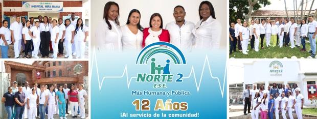 ESE Norte 2 - 12 Años al servicio de la comunidad