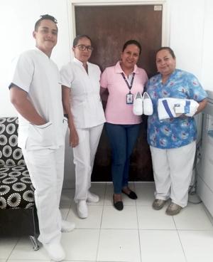 ESE Norte 2 fortalece condiciones de Seguridad y Salud en el Trabajo