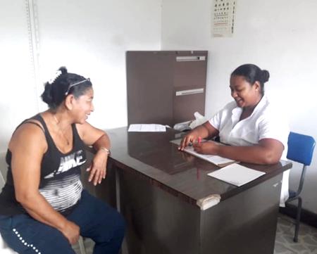 Jornada de salud realizó la ESE Norte 2 en El Ortigal, Miranda