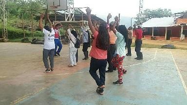 Actividad física como estilo de vida saludable se fomenta en Corinto