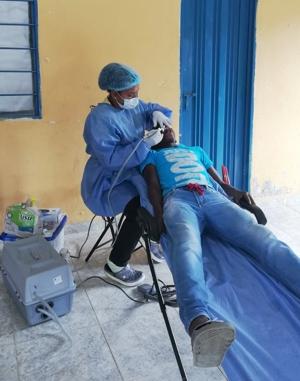 Atención Primaria en Salud se fortalece en Guachené