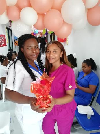 El Punto de Atención Guachené también se celebró el Mes de las Madres