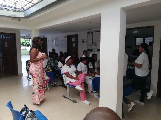 En Guachené se reafirma compromiso por una salud con calidad y calidez humana