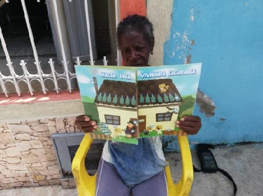 Hábitos de vida saludables y prevención de riesgos promueve la ESE Norte 2 en Guachené
