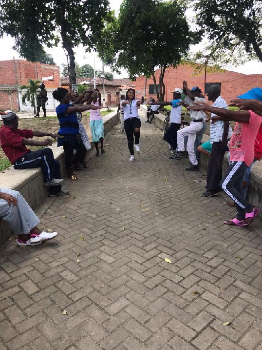 Estilos de vida saludables fortalece la ESE Norte 2 en Guachené
