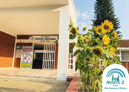 Hospital Niña María de Caloto