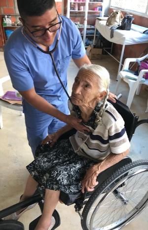 Jornada médica para adultos mayores se llevó a cabo en Miranda