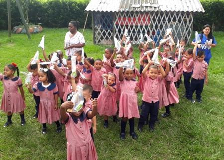 Kits de salud oral se entregaron en zona rural de Miranda