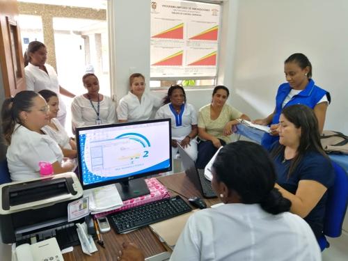 Seguimiento al Programa Ampliado de Inmunizaciónrealiza la ESE Norte 2 en Caloto