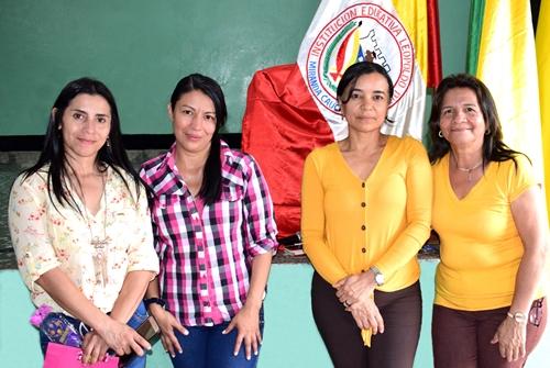 Estrategia Tu Mundo, Tus Sentidos se desarolla en Miranda, Cauca