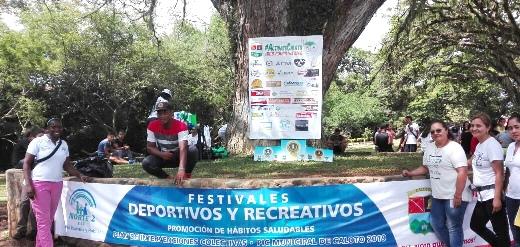 Festival Deportivo y Recreativo se realizó con éxito en Caloto