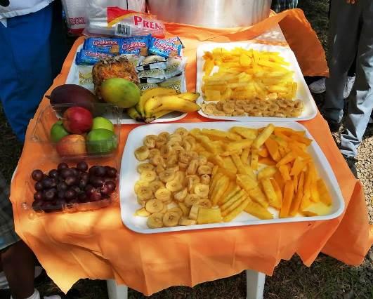 Alimentación saludable fomenta la ESE Norte 2 en Guachené