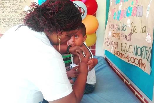 """Gran Jornada Nacional de Vacunación """"Día de ponerse al día"""", este 5 de octubre"""