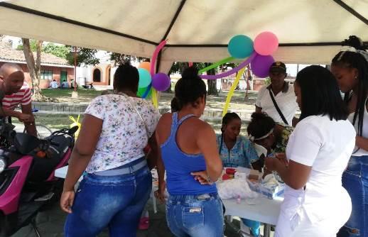 En Guachené se realizan pruebas para prevenir el VIH