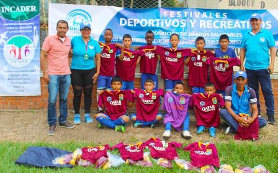 V Festival Deportivo y Recreativo el 25 de Julio, en Caloto