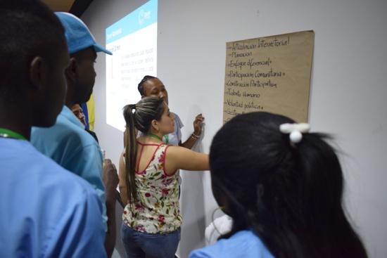 IV Encuentro Departamental de Experiencias Exitosas de Educación en Salud