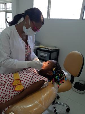 Odontología en Guachené