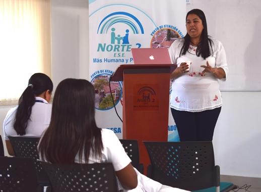 Seguimos trabajando en la mejora continua de los servicios de salud: ESE Norte 2