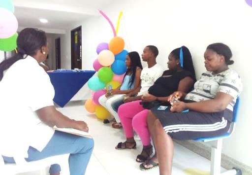Curso de psicoprofilaxis para mujeres en embarazo, se llevó a cabo en Guachené