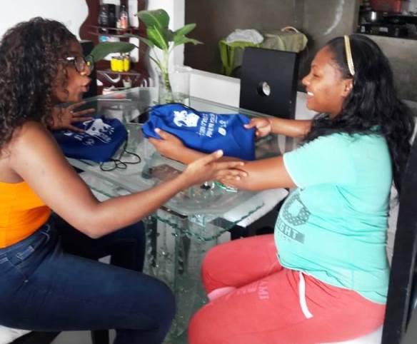 Acompañamiento a gestantes y capacitaciones sobre salud sexual se realizan en Guachené