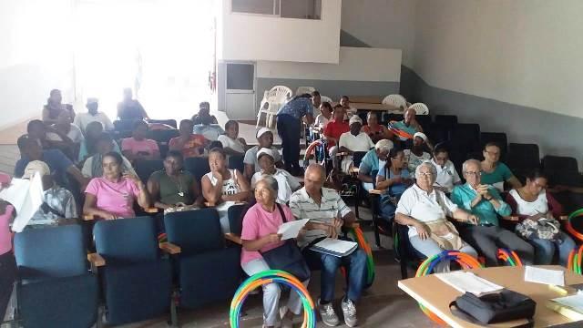 Capacitación sobre Liderazgo se dictó en el municipio de Caloto