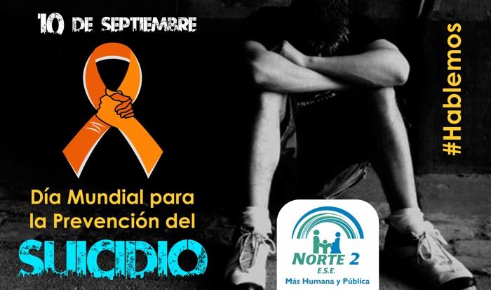 Día Mundial para la Prevención del Suicidio - ESE Norte 2
