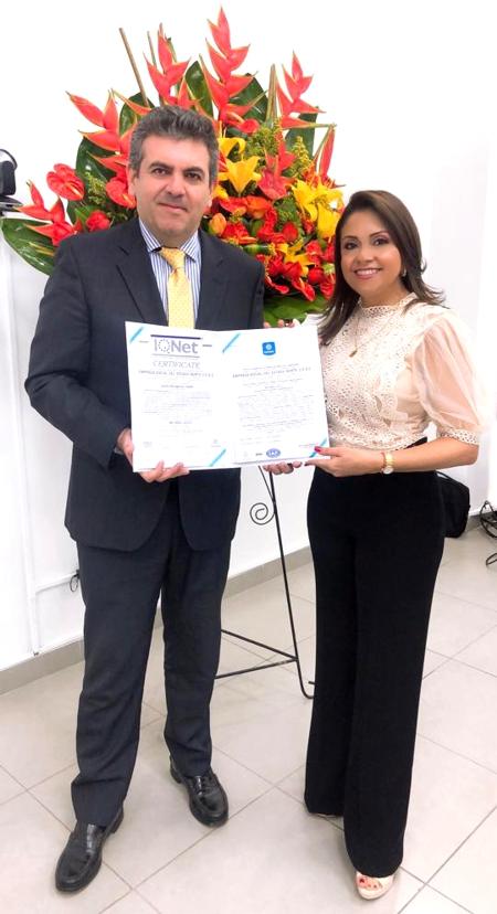 ESE Norte 2 obtuvo Certificación Icontec a la calidad - Beatriz Bohórquez Salinas, gerente