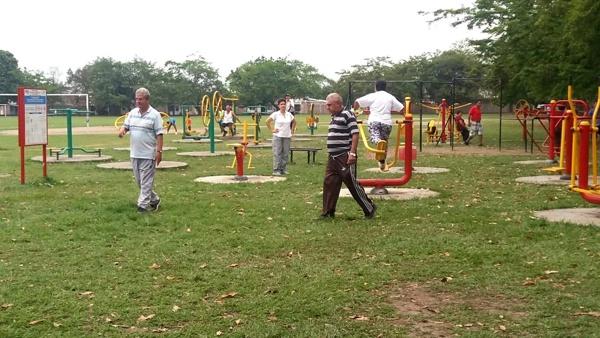 En Corinto se fortalece la actividad física y la vida saludable