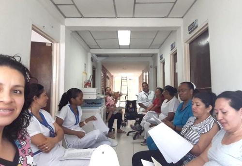 Se graduaron nuevos profesionales en toma de muestras de laboratorio clínico, en Miranda