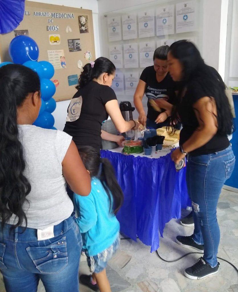 ESE Norte 2 trabaja en humanizar los servicios de salud en Corinto