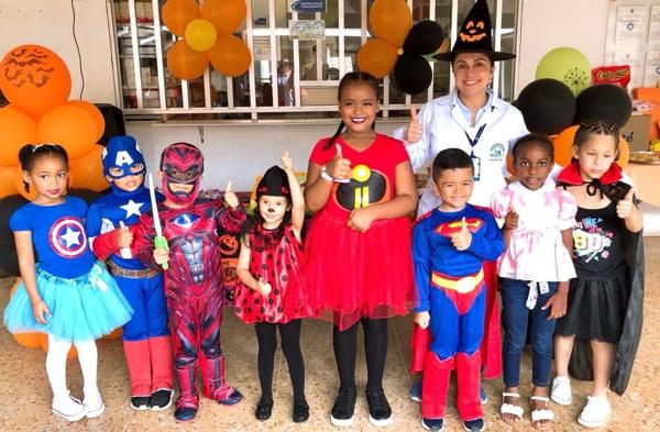 ESE Norte 2 celebró la fiesta de los niños en Caloto