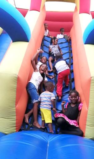 ESE Norte 2 celebró la fiesta de los niños en Guachené
