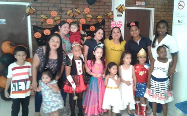 ESE Norte 2 celebró la fiesta de los niños en Miranda