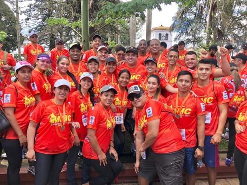 ESE Norte 2 participó en la 3ra. Media Maratón del Cauca que se realizó en Popayán
