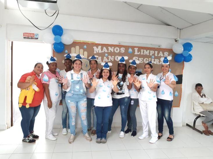 El correcto lavado de manos ayuda a prevenir enfermedades: ESE Norte 2 - Miranda