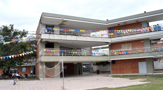 Institución Educativa Jorge Eliécer Gaitán - Municipio de Guachené
