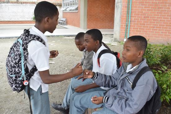 Zonas de Orientación Escolar previenen deserción escolar en Guachené