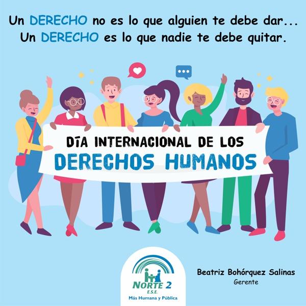 Día Internacional de los Derechos Humanos - ESE Norte 2
